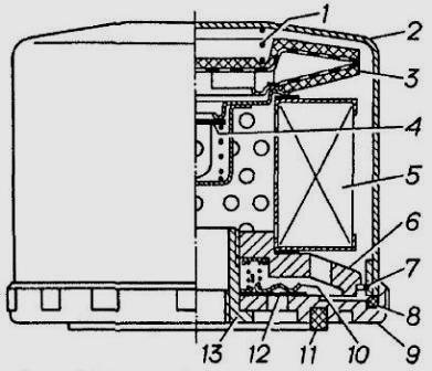 Система смазки двигателей ЗМЗ-406.